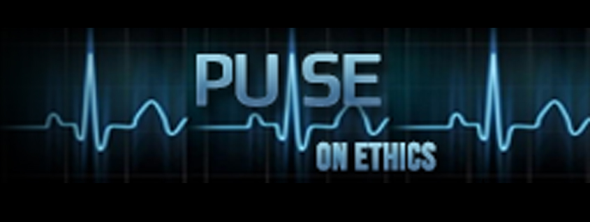 Pulse on Ethics logo